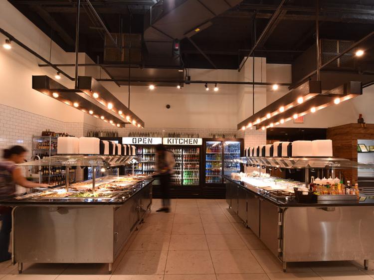 Open Kitchen 123 William
