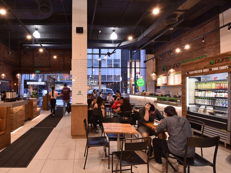 Open Kitchen 123 William Interior Design