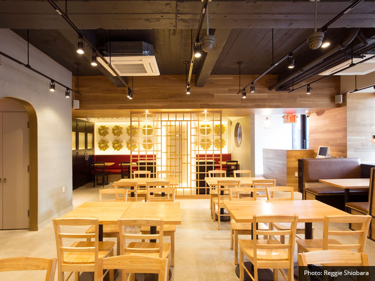 Tim Ho Wan East Village Interior ティムホーワン