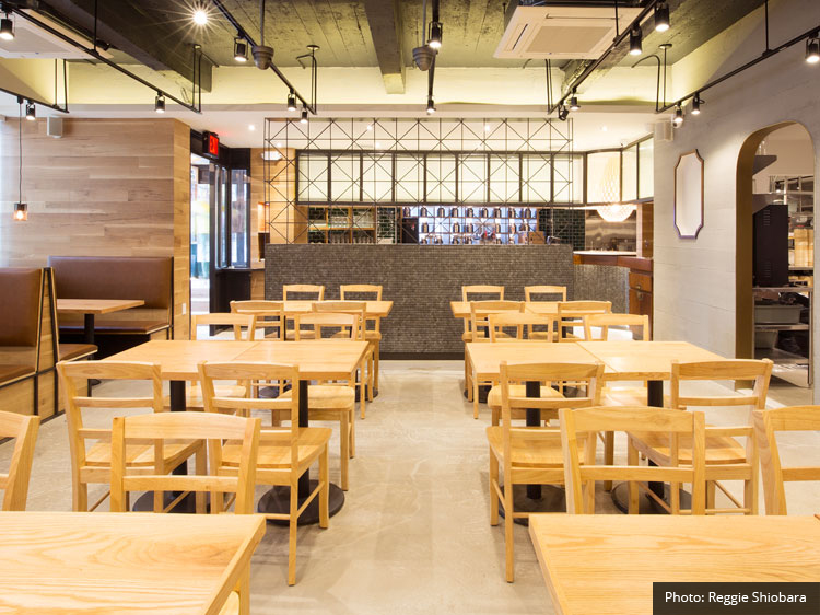 Tim Ho Wan East Village ティムホーワン