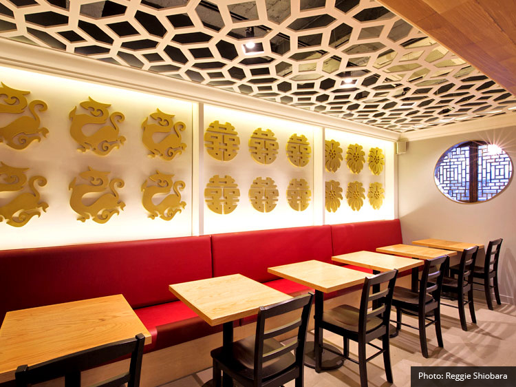 Tim Ho Wan East Village Interior Signage ティムホーワン