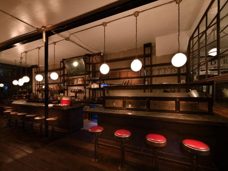TRAD ROOM bar