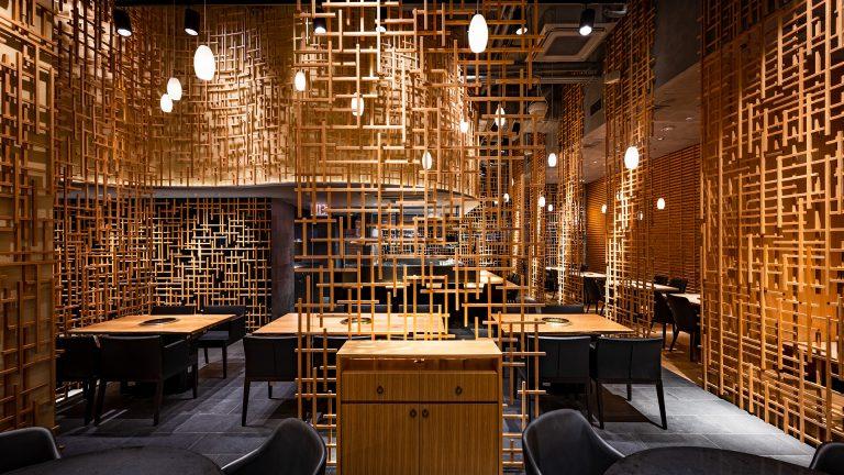 Yakiniku Toraji NYC Interior design
